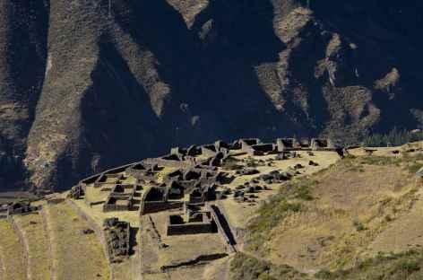 Le site inca de Pisac - Pérou -