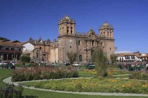 La place d'Armes - Pérou -