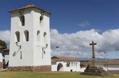 Le village de Chinchero - Pérou -