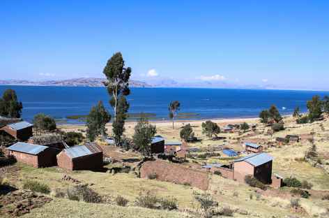 Lac Titicaca Pérou -