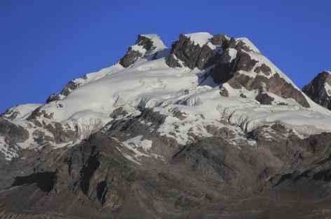 Cordillère Vilcanota, le Cerro Jampa - Pérou -