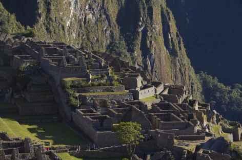 Détail du site du Machu Picchu - Pérou -