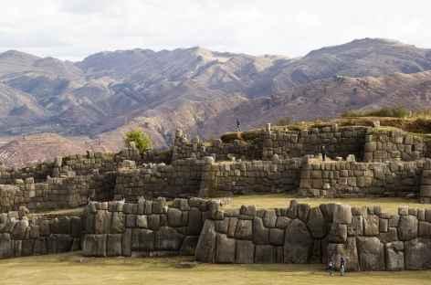 Le site de Sacsayhuaman - Pérou -