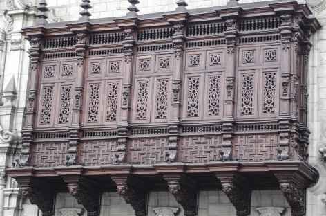 Découverte du centre colonial de Lima - Pérou -