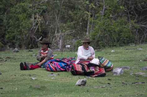 Rencontre sur le trek du Salcantay - Pérou -