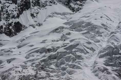 Le glacier du Salcantay - Pérou -