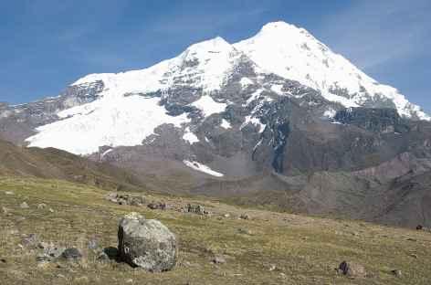 L'Ausangate près de Quilleta - Pérou -