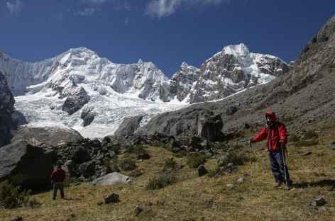 Près du camp Cutatambo - Pérou -
