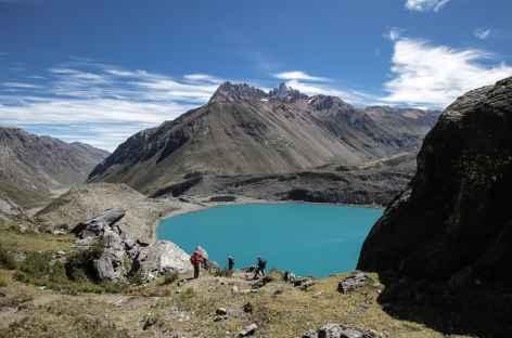 Approche de la laguna Jurau - Pérou -