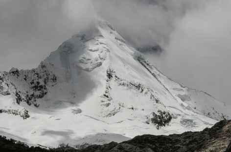 Plein cadre sur l'Artesonraju - Pérou -
