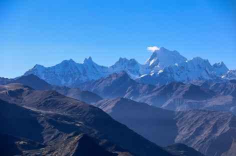 Première vue sur la Huayhuash - Pérou -