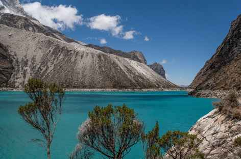 La laguna Paron - Pérou -