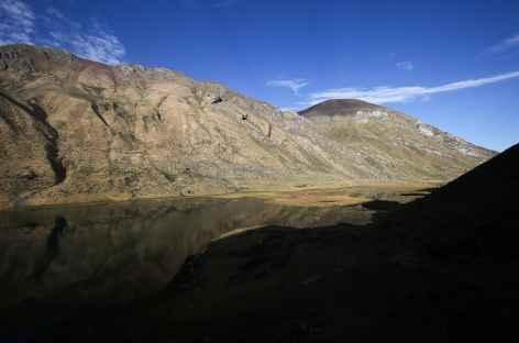 Les lagunes Jahuacocha et Solteracocha - Pérou -
