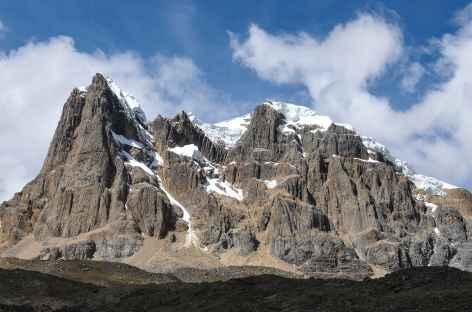 Les orgues basaltiques du Puscanturpa - Pérou -
