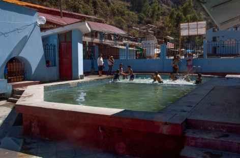 Les sources chaudes de Chancos - Pérou -