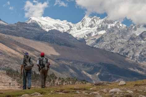 Départ pour la vallée Ishinca - Pérou -