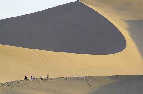 Balade dans les dunes de Huacachina - Pérou -