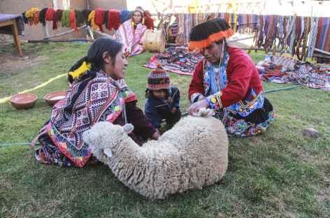 Rencontre à Patabamba - Pérou -