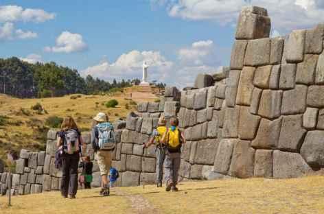 Balade à Sacsayhuaman - Pérou -