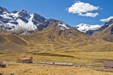 Col de la Raya entre Puno et Cusco - Pérou -