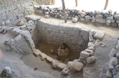 Le cimetièrede de momies de Chauchilla - Pérou -