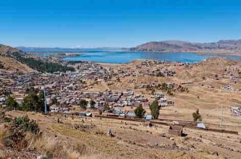 Puno et le lac Titicaca - Pérou -