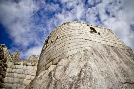 temple du soleil Machu Pichu - Pérou -