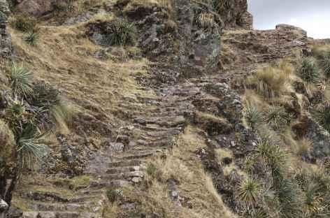 Balade entre Patabamba et Huchuy Qosqo - Pérou -