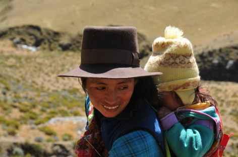 Dalila, notre cuisinière - Pérou -