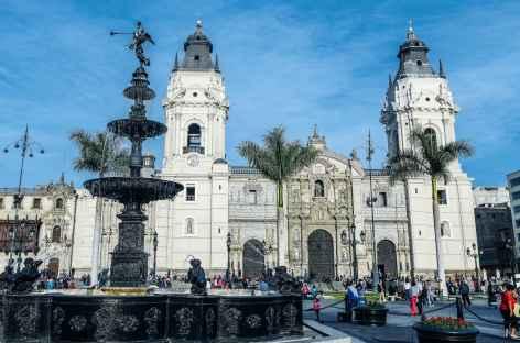 Lima, la place d'Armes - Pérou -