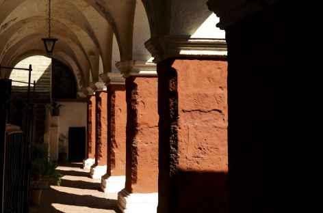 Le monastère Santa Catalina d'Arequipa - Pérou -