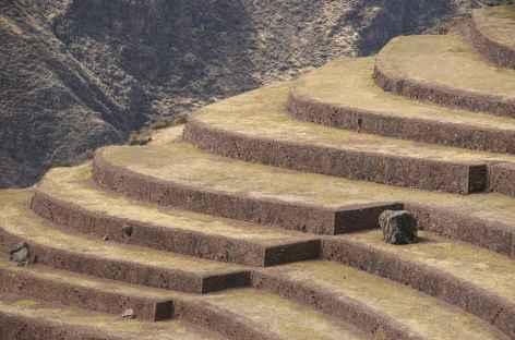Perfection des lignes à Pisac - Pérou -