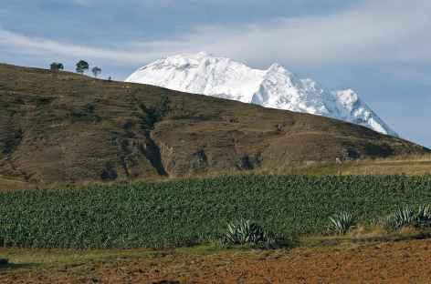 Vue sur le Huascaran - Pérou -