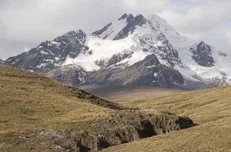 Vue depuis le col Conococha - Pérou -
