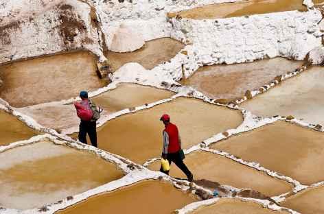Salines de Maras - Pérou -