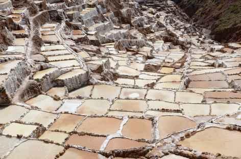 Les célèbres Salines de Maras - Pérou -