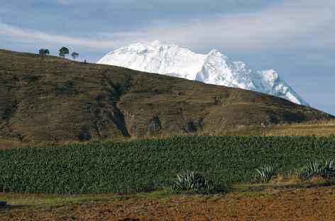 Acclimatation dans la Cordillère Noire - Pérou -