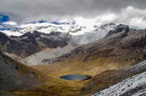 Descente du col Yanayacu - Pérou -
