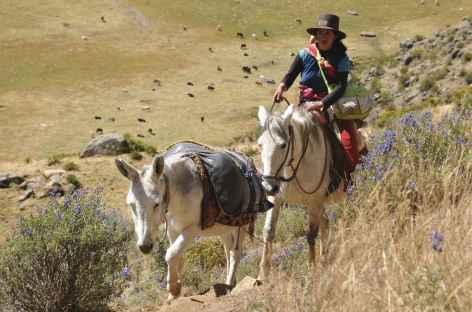 Notre cuisinière  - Pérou -