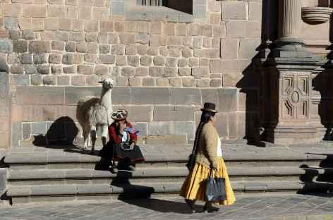 Ambiance à Cusco - Pérou -