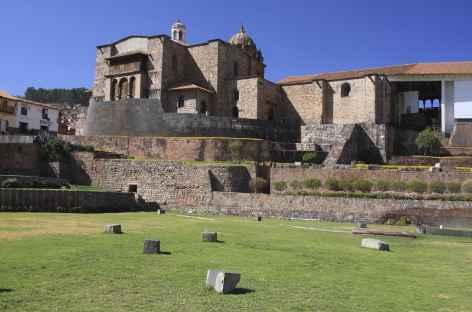Le temple du Soleil ou Koricancha à Cusco - Pérou -