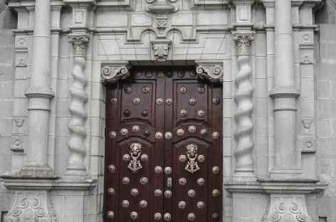 Le centre colonial de Lima - Pérou -