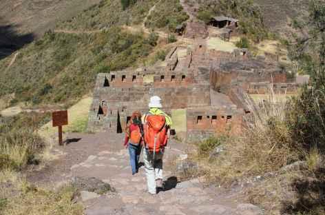 Balade à Pisac - Pérou -