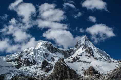 Trek dans les Cordillères Yauyos Pariacaca - Pérou -