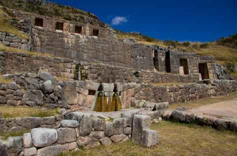 Site inca de Tambo Machay - Pérou -