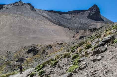 A l'approche du col Madrigual - Pérou -
