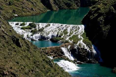Le rio Canete - Pérou -