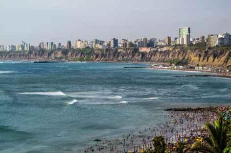 Lima, côte Pacifique - Pérou -