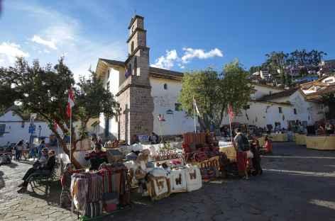 Cusco, balade dans le quartier San Blas - Pérou -