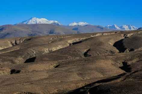 Vue depuis le col Patapampa - Pérou -